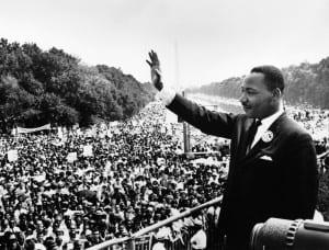 MLK Washington March